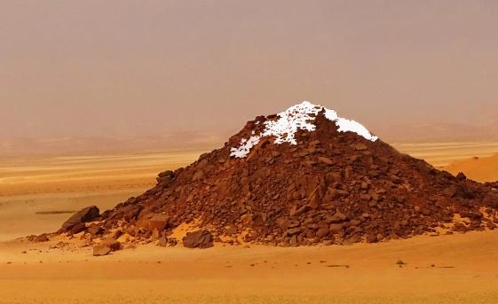 Mars City Mound